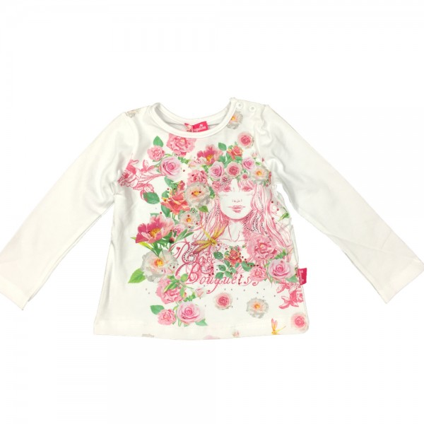 PAMPOLINA T-Shirt 1/1 Arm - ROSE BOUQUETS 6563243